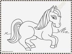 31 Gambar Kartun Hitam Putih Kuda Poni Di 2020 My Little Pony Kuda Poni Poni