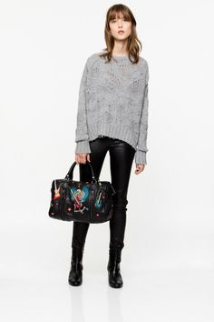Mark Camou Deluxe Cashmere sweater | Zadig & Voltaire