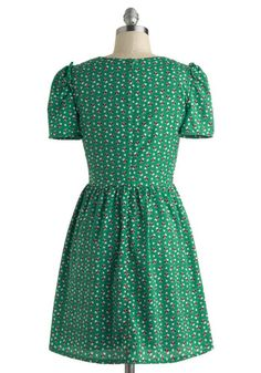 In the Wing of Things Dress, #ModCloth