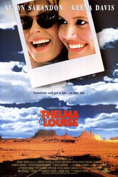 AMERICAN WEST - USA -  'Thelma & Louise' - | The 9 Classic Movies You Have To Watch | Her Campus
