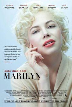 O Filme Sete Dias com Marilyn estreia dia 27 de Abril