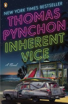 Movies Based On Books | Inherent Vice: A Novel