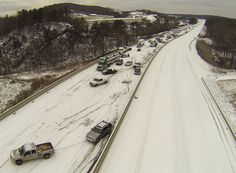 What to do if you're trapped in your snowbound car overnight in a winter storm