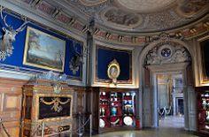 Château de Chantilly (Oise) - Musée Condé - Grands Appartements - L'antichambre et la salle des Gardes | by Morio60