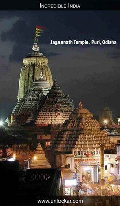 Jagannath Temple, Odisha