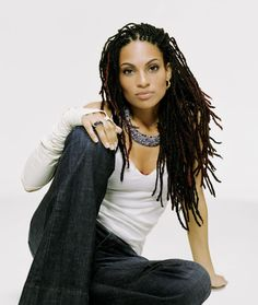 Goapele.  When I saw her hair I knew that I'd loc someday :-)