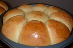 Homemade Hawaiian King Rolls (awesome recipe!)