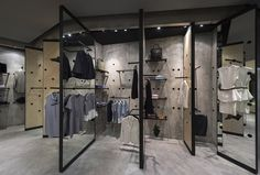 Crocodile Concept Boutique by UPSTAIRS , Singapore store design