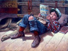 Favorite Reader  --  ... by Jim Daly