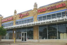 Lyons Indian Store, Tulsa, OK...original location 401 E 11th St (Old Rt 66)