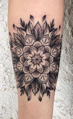50 of the most beautiful mandala tattoo designs for body & soul - tattoo ideas -. - 50 of the most beautiful mandala tattoo designs for body & soul – tattoo ideas -… – Tattoo – - Mandala Tattoo Design, Dotwork Tattoo Mandala, Mandala Flower Tattoos, Tattoo Designs, Mandalas Tattoos, Flower Mandala, Lotus Mandala, Mandala Tattoo Back, Geometric Mandala Tattoo