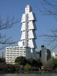 Kiyonori Kikutake, Hotel Sofitel, Tokyo, 1994-2007