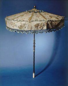 18th century parasol