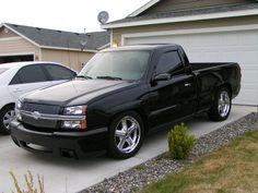 ...My 2004 Chevy Shortbox...