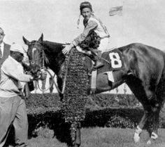 Kauai King, son of Native Dancer who won the Kentucky Derby and Preakness