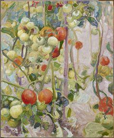 Pekka Halonen - Tomatoes