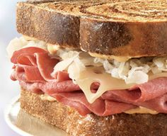 Arby's coupon: Buy 1 get 1 FREE Reuben sandwich! Valid March 15-17, 2014.