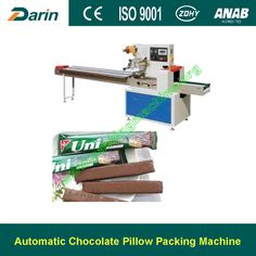 Chocolate Pillow Bag Packing Machine/flow Packing