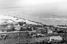 Muizenberg c1890 - Cape Town. Old Pictures, Old Photos, Vintage Photos, Cities In Africa, Cape Town South Africa, Travel Brochure, Out Of Africa, Most Beautiful Cities, Historical Pictures