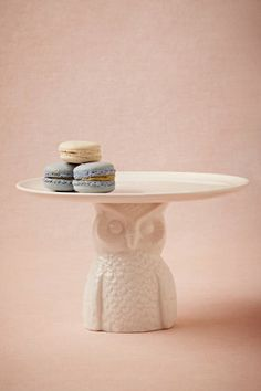 oh my gosh! ::: Nocturna Cake Stand