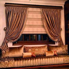 Moroccan Room, Moroccan Decor, Sofa Design, Furniture Design, Interior Design, Casablanca, Rideaux Design, Marrakech, Room Decor