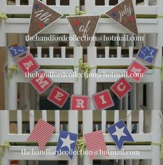 4th of July items by some great shops! by Brooke Rillo on Etsy