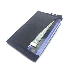 Ultra Slim 4 compartment Minimalist Front Pocket Wallet & Card Holder 'Ultraz-4 Anthracite'