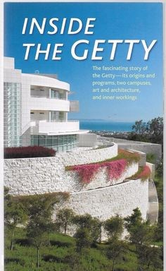Inside the Getty 2008 Paperback Edition