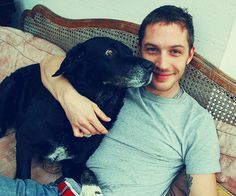 Tom Hardy, there should be more than just one of you in this big ol' world.