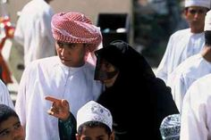 Mother and Son, Oman