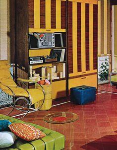 1970s Family Room