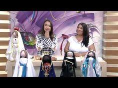 Boneca de Pano por Silvia Torres - 22/04/2017 - Mulher.com - P1/2 - YouTube