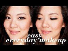 Easy Everyday Pick-Me-Up Makeup - YouTube