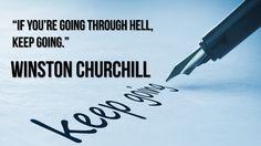 Winston Churchill Quote www.SixDegreesDigitalMedia.net www.SixDegreesDigitalMedia.com