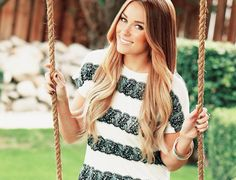 long haired ombre. perfect.