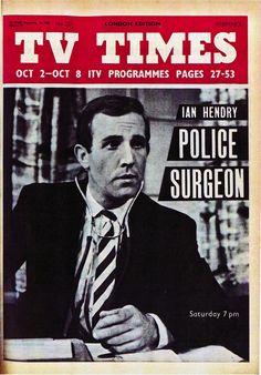 TV Times (Ian Hendry), October 1960
