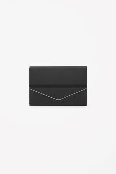 COS | Folded leather cardholder