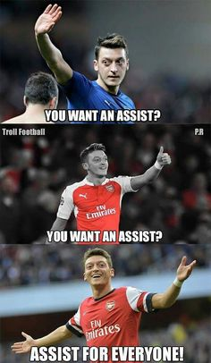 King of assists