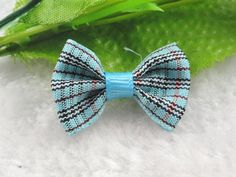 Mini Grosgrain Ribbon Plaid Bow Flowers the Wedding Decoration Appliques (Blue) *** Click image for more details. Gift Wrapping Bows, Grosgrain Ribbon, Appliques, Robot, Wedding Decorations, Image Link, Wraps, Plaid, Detail
