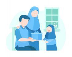 Creative Poster Design, Creative Posters, Lb Logo, Ramadan Images, Minimal Graphic Design, Islamic Cartoon, Muslim Family, Anime Muslim, Hijab Cartoon