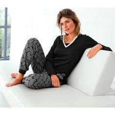 Pyjama Blancheporte en toute élégance…