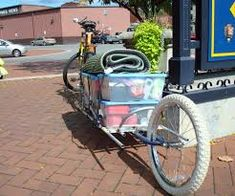 Image result for instructables pvc bike cart