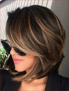 Best Short Layered Haircuts is part of Chocolate brown hair color - If you want to change your look, then change your hair style It's one easy way to look more refreshing If you love short hair, take a look at these SHORT LAYERED HAIRCUTS! Girls Short Haircuts, Short Layered Haircuts, Short Hair Cuts, Layered Hairstyles, Wedding Hairstyles, Hairstyles Haircuts, Pixie Cuts, Bob Haircuts, Short Pixie