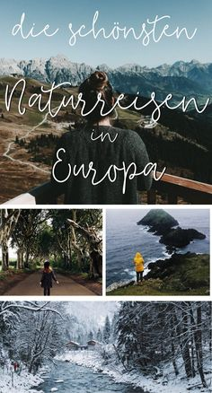 The most beautiful trips in nature - 5 special ideas Travel Destinations Destinations Vacation List Destinations Travel Travel America Travel Travel Trip America Destinations Vacation aesthetic Hacks photography Travel Pictures, Travel Photos, Road Trip Europe, Les Continents, Reisen In Europa, Voyage Europe, Europe Destinations, Nightlife Travel, Romantic Travel