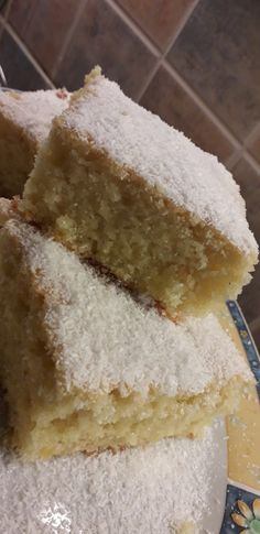 Cake Bars, Vanilla Cake, Biscuits, Cooking, Desserts, Food, Cookies, Cucina, Tailgate Desserts