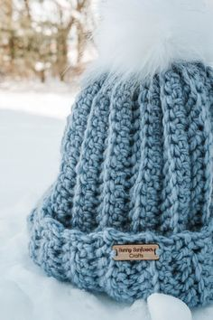 Chunky Hat 2019 Chunky Hat Sunny Sunflower Crafts The post Chunky Hat 2019 appeared first on Yarn ideas. Chunky Crochet Hat, Crochet Beanie Pattern, Chunky Yarn, Knitted Hats, Crochet Patterns, Hat Patterns, Chunky Hat Pattern, Crochet Ideas, Crochet Scarves
