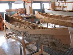 A while back, I wrote briefly about a Chestnut Cruiser slated for restoration. This model of paddling canoe is one of my favorites.