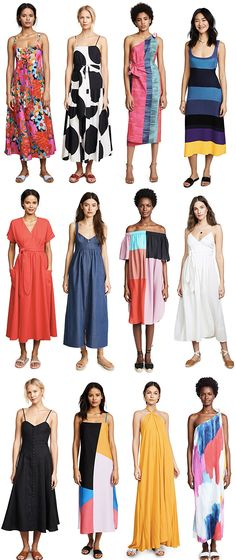 From boho-chic dresses to vibrant bathing suits, Mara Hoffman has a wide selection to chose from!