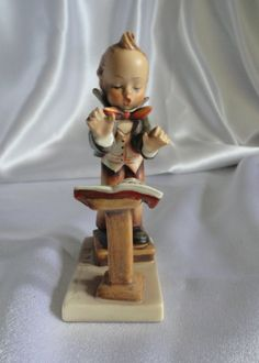 Hummel Holy Water Font Blessed Mother With Baby Jesus 243