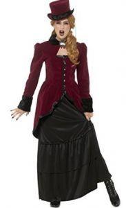 Deluxe Victorian Vampiress Costume